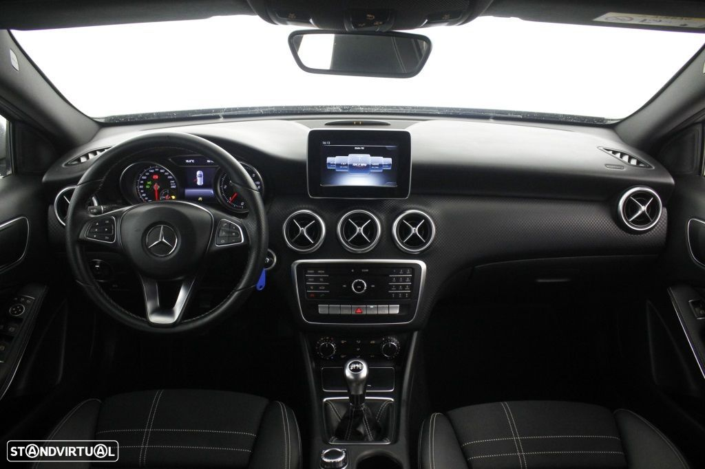 Mercedes-Benz A 180 CDi Urban - 19