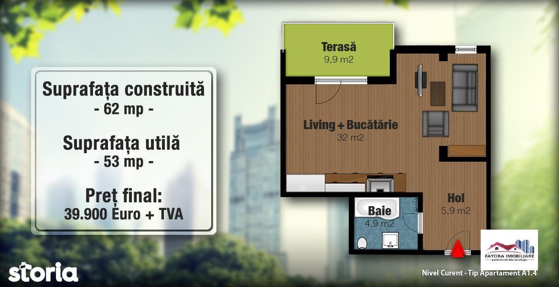Apartament de vanzare, Mureș (judet), Strada Livezeni - Foto 5