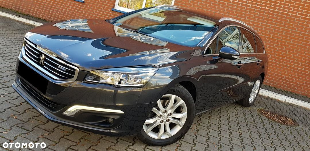 Peugeot 508 FELINE Full LED Technology Navi KeylessGO PDC Panorama FULL - 2