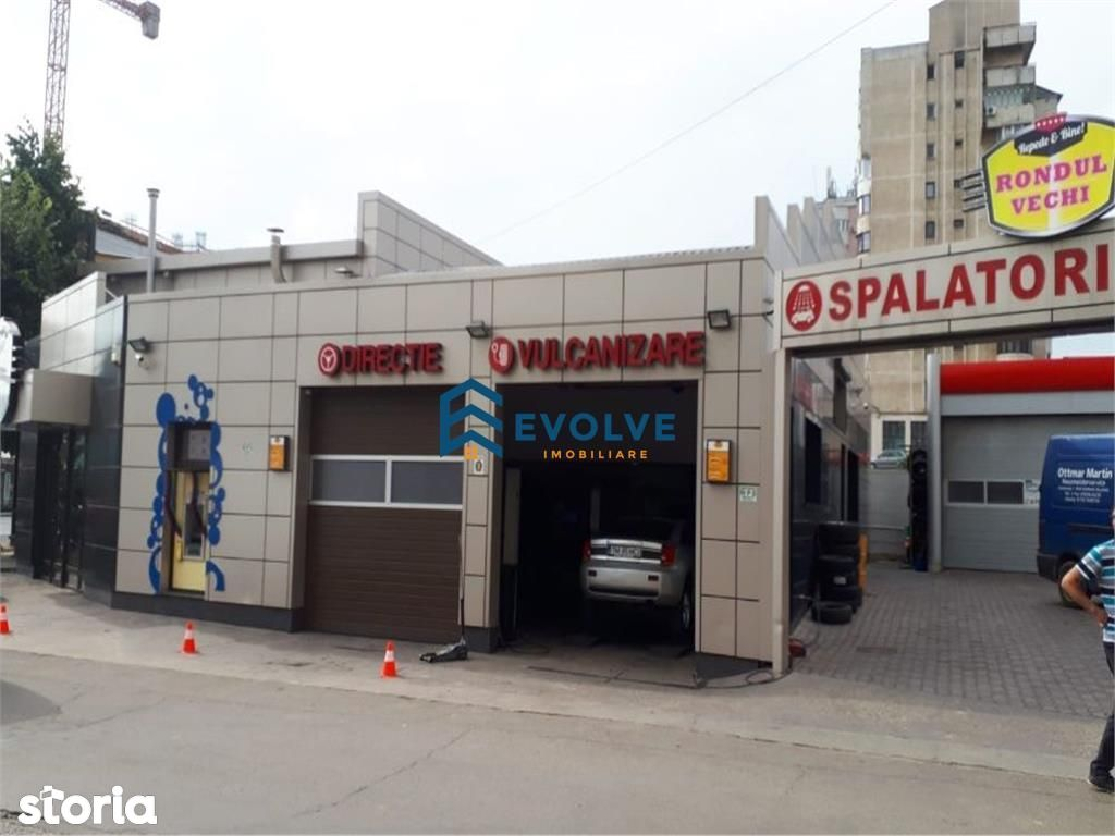 Spatiu Comercial de vanzare, Iași (judet), Șoseaua Nicolina - Foto 1