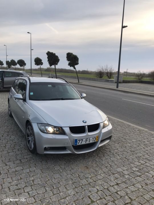 BMW 320 touring PACK M completo - 1