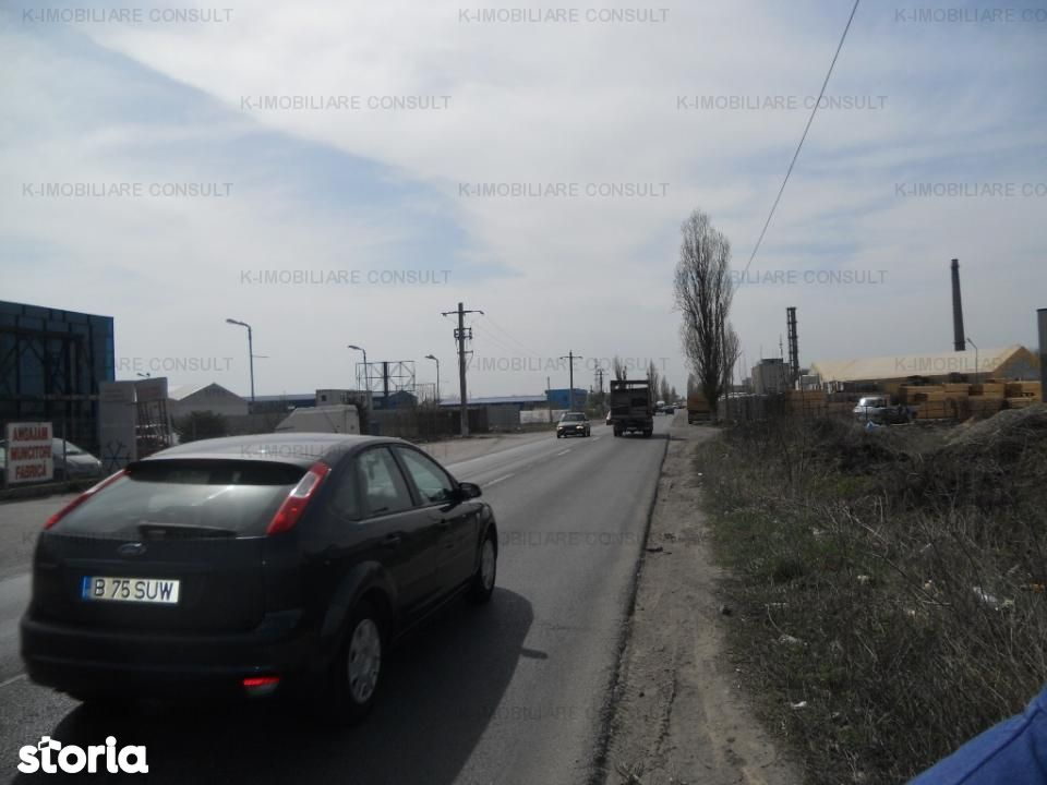 Teren de Vanzare, Ilfov (judet), Bulevardul Biruinței - Foto 3
