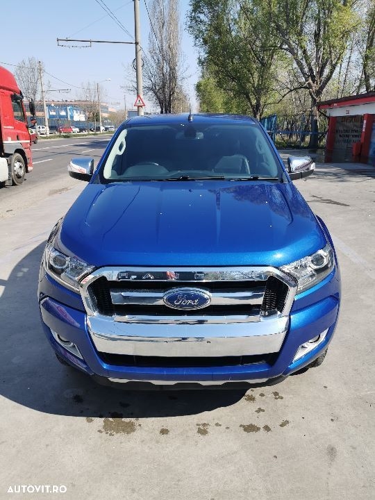 Dezmembrez ford ranger 3 facelift 2015 2018 2 2 manual 6 trepte motor - 10
