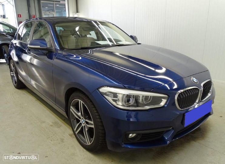 BMW 116 d High Executive - 1