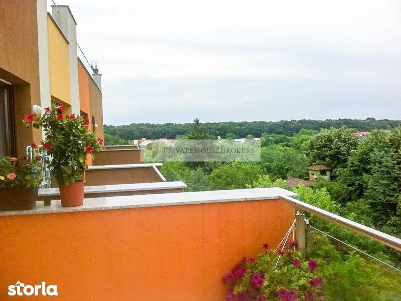 Apartament de inchiriat, Ilfov (judet), Strada Potcoavei - Foto 7