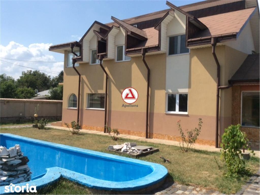 Casa de vanzare, Ilfov (judet), Șoseaua Alexandru Ioan Cuza - Foto 2