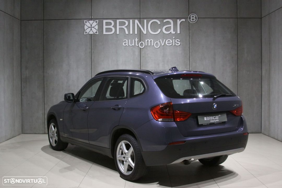 BMW X1 18d sDrive (143cv) - 8