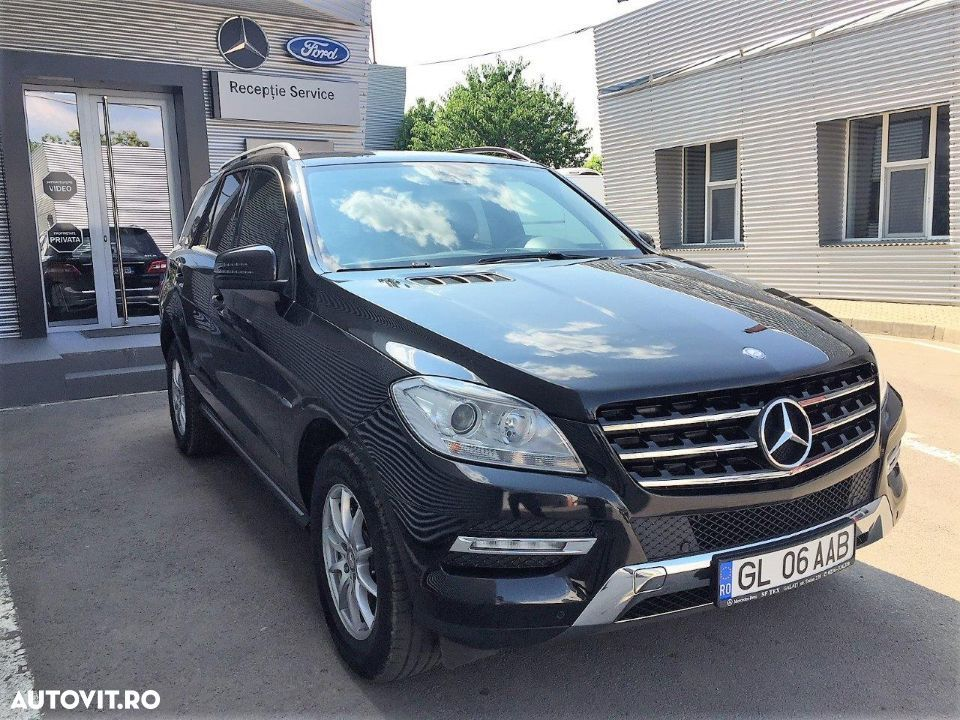 Mercedes-Benz M ML - 4