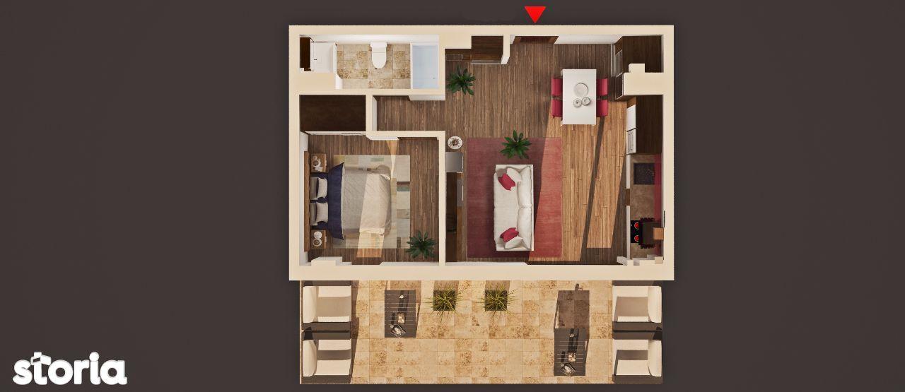 Apartament de vanzare, Cluj (judet), Centrul Vechi - Foto 1018