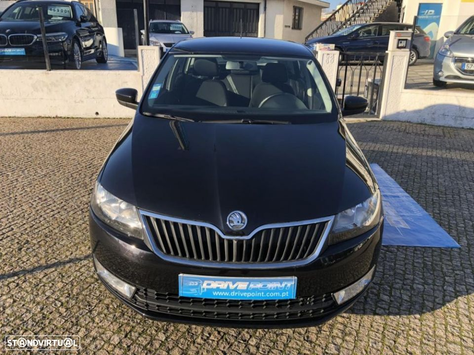 Skoda Rapid Spaceback 1.6 TDi Ambition - 4