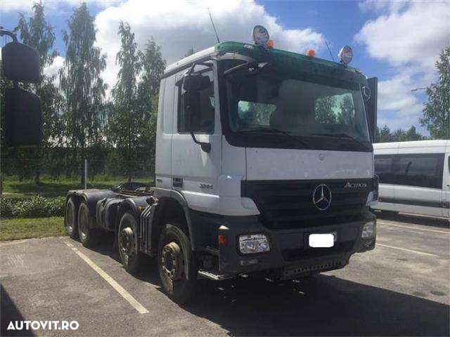 Mercedes-Benz ACTROS 3244 SOON EXPECTED 8X4 EPS FULL STEEL - 1