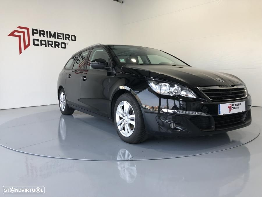 Peugeot 308 SW 1.6 HDI Business Pack GPS 120cv - 9