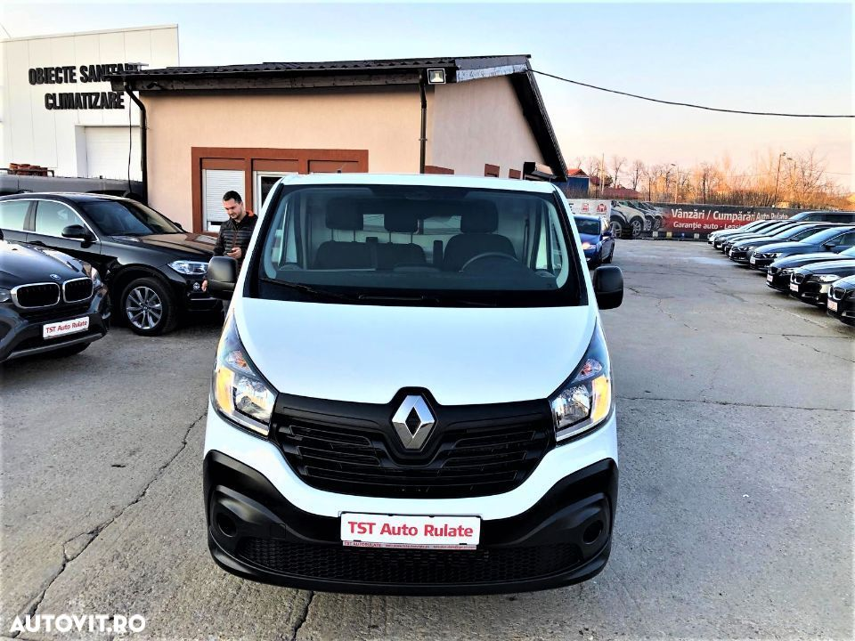 Renault TRAFIC L1 H1 47500KM IMPORT GERMANIA - 14