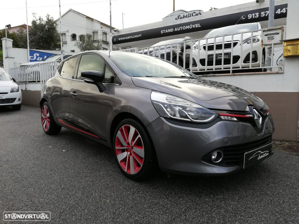 Renault Clio 0.9 Tce technofeel - 1