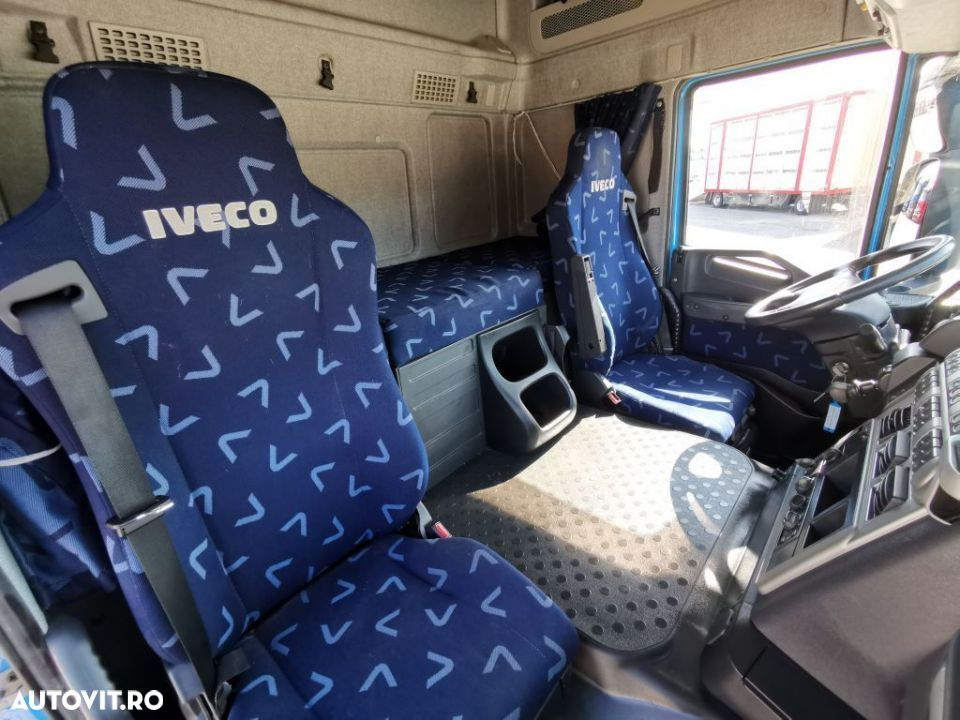 Iveco Stralis AT440S36T/P / German / 1 Hand - 16