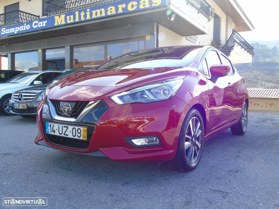 Nissan Micra 0.9 IG-T 90cv N-Connecta S/S - 2