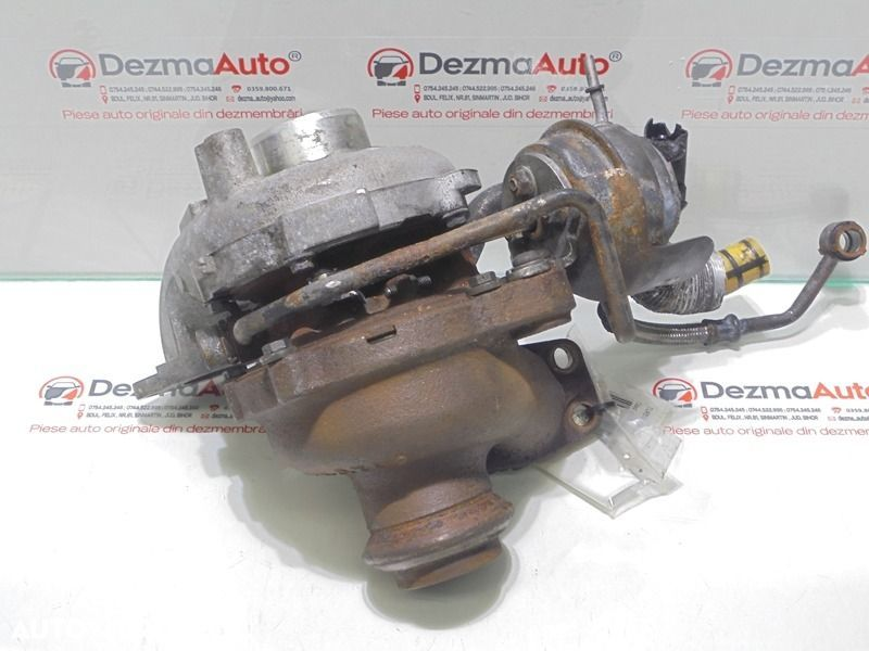 Turbosuflanta , Ford Focus 3 Turnier, 1.5tdci, XWDA - 2