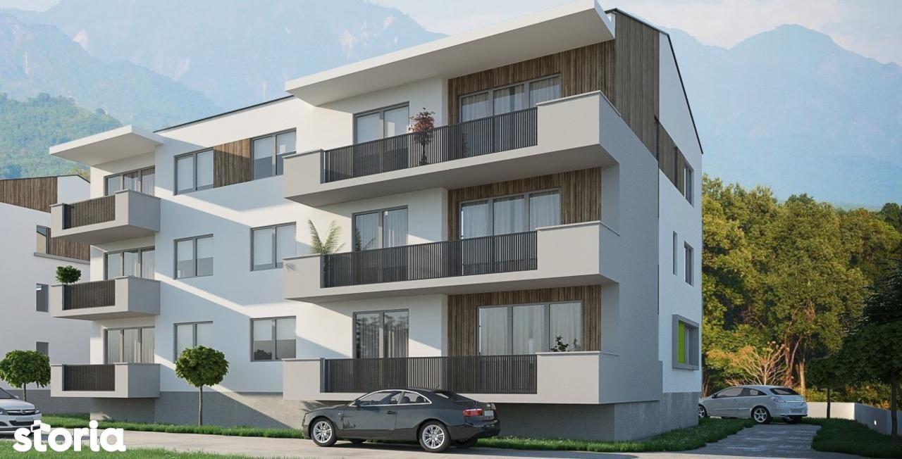 Apartament de vanzare, Maramureș (judet), Strada Salciei - Foto 1