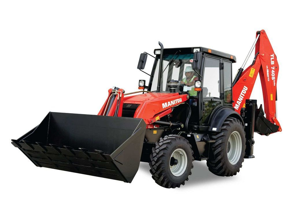 Manitou TLB 740S - 1