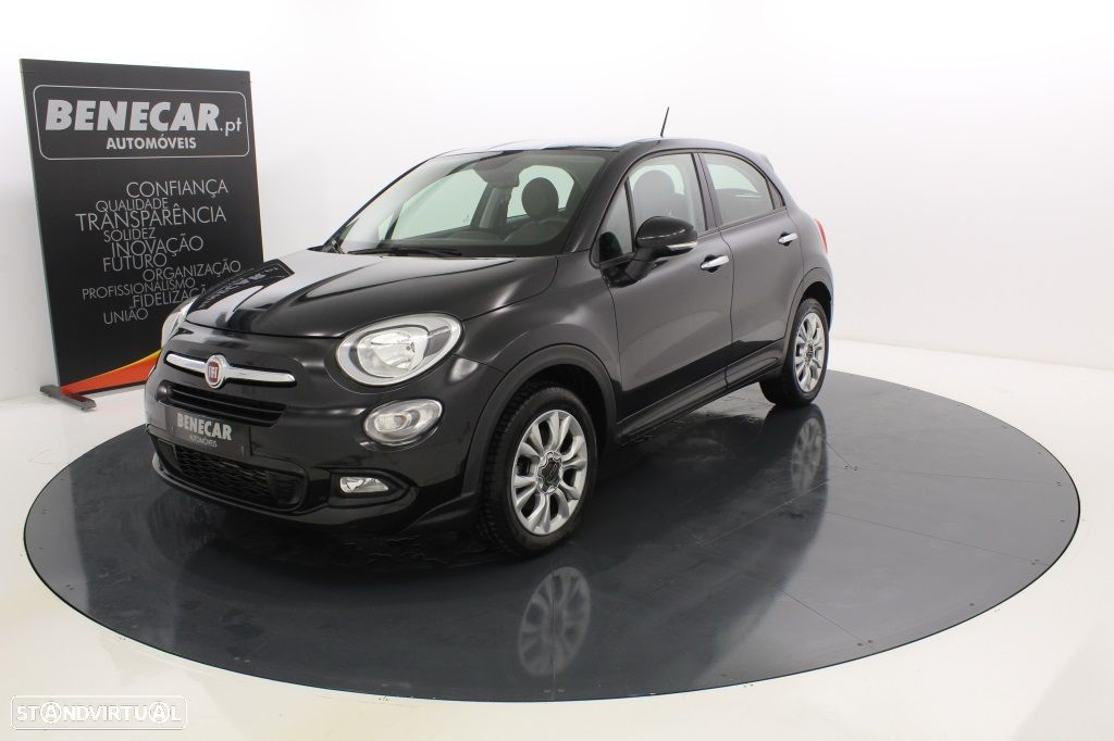 Fiat 500X 1.3 Multijet 95cv S/S POP STAR GPS - 1