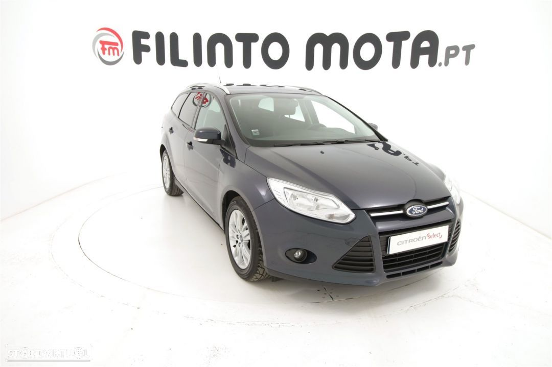 Ford Focus SW 1.6 TDCi Trend Easy - 23
