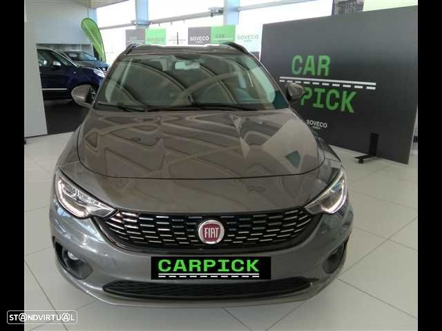 Fiat Tipo 1.6 M-Jet Lounge DCT - 3