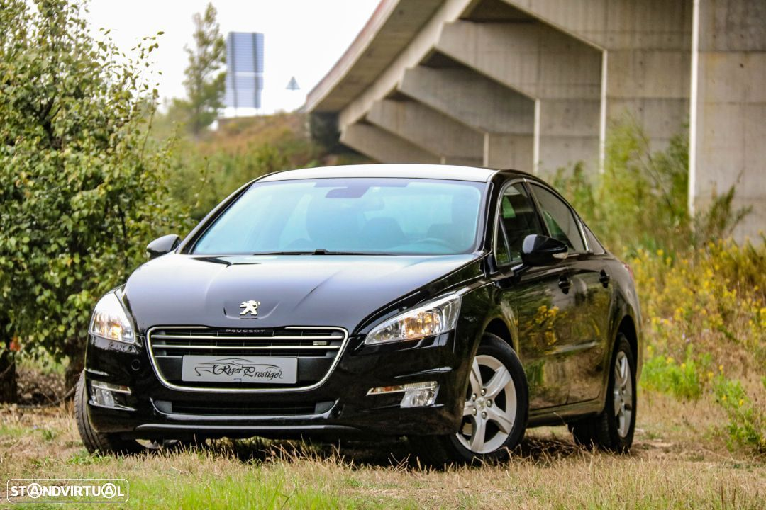 Peugeot 508 1.6 HDi-e Business Line Pack - 3