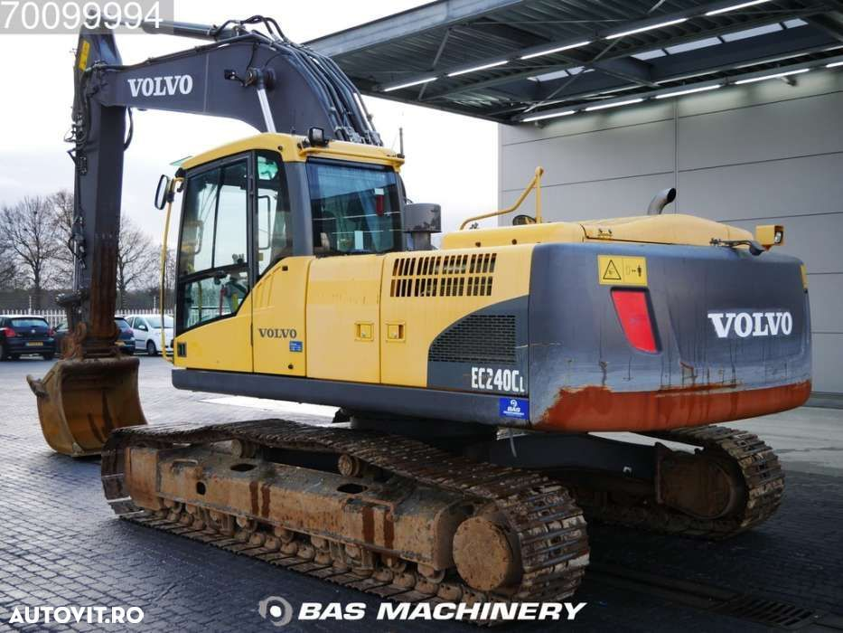 Volvo EC240C L Nice and clean condition - 2