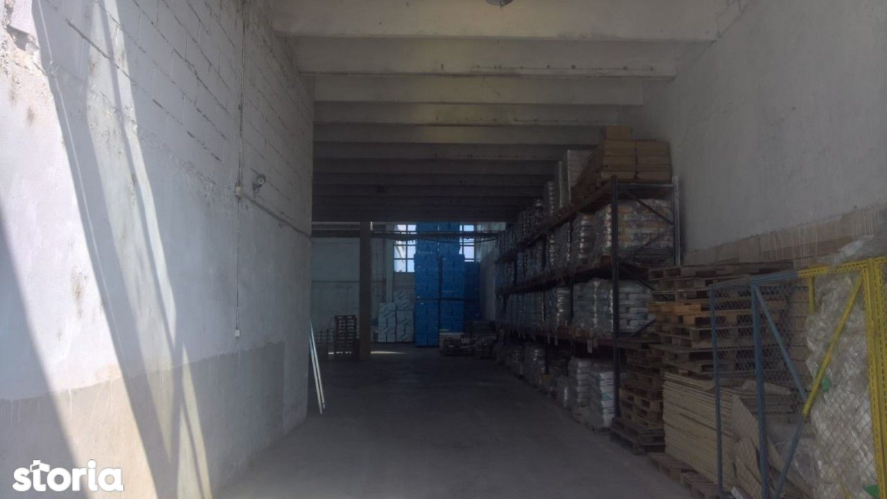Depozit / Hala de vanzare, Iasi, Zona industriala - Foto 3