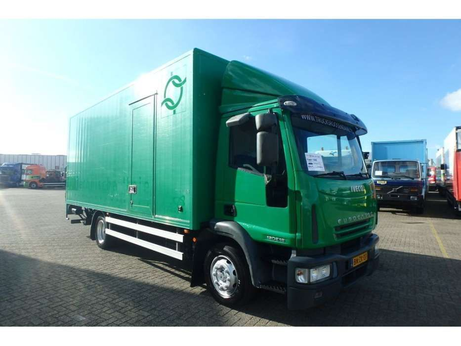 Iveco EuroCargo 120E18 + Manual + Lift - 28