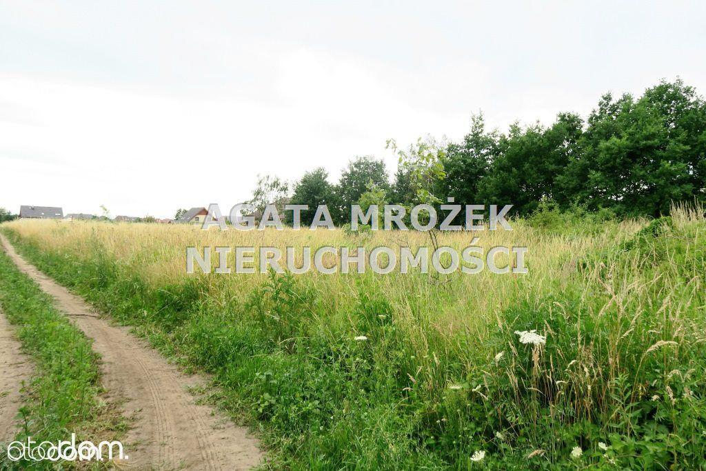 Działka na sprzedaż, Siechnice, wrocławski, dolnośląskie - Foto 1