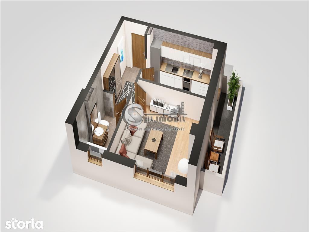 Apartament de vanzare, Iași (judet), Strada Ștefan Zeletin - Foto 5