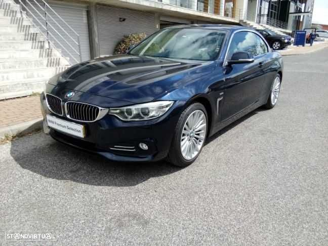 BMW 420 (d Line Luxury Auto) - 1