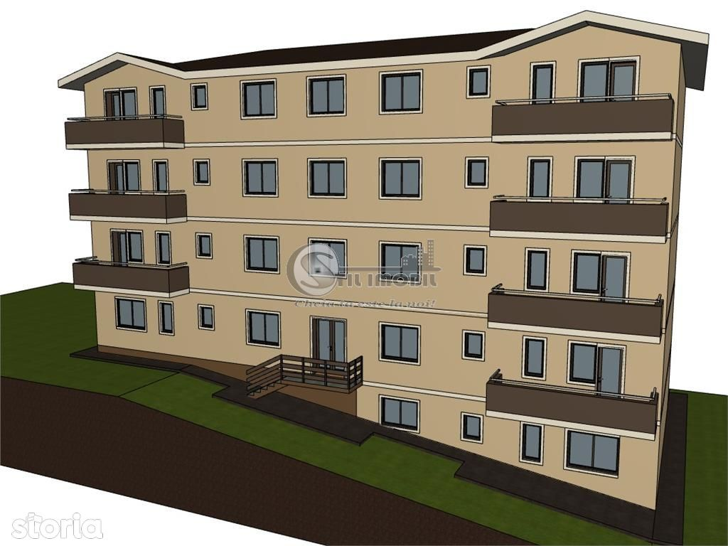 Apartament de vanzare, Iași (judet), Strada Mugurilor - Foto 3