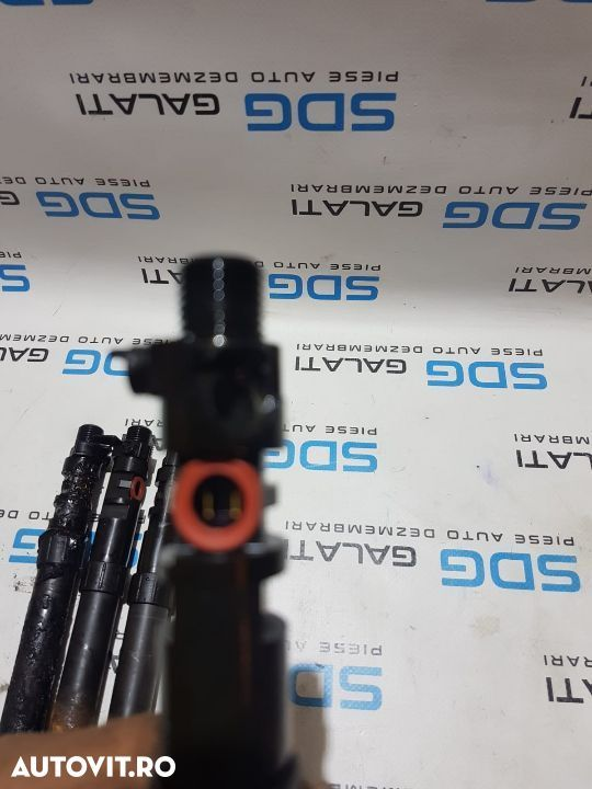 Injector Injectoare Ford Mondeo Mk 4 2.0TDCI 140cp 2007 - 2015 COD : 9686191080 - 2