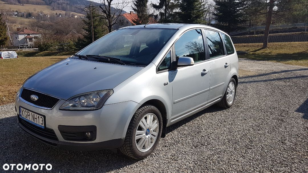 Ford Focus C-Max Ford Focus C max 1,8 benzyna + lpg 125 KM - 1