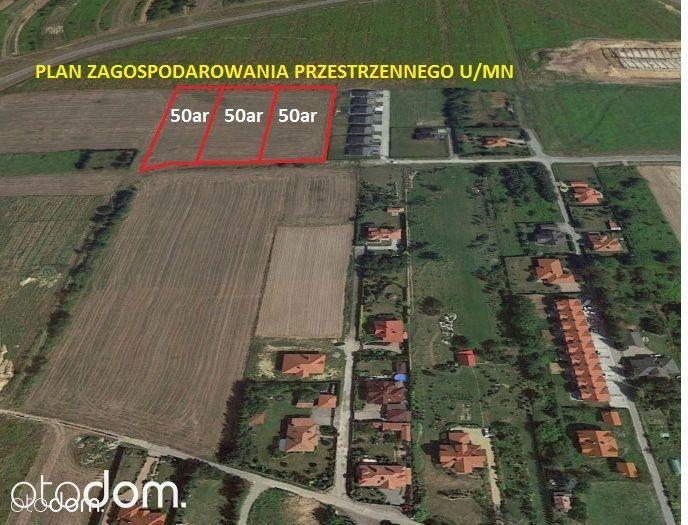 Działka na sprzedaż, Rzeszów, Dworzysko - Foto 1