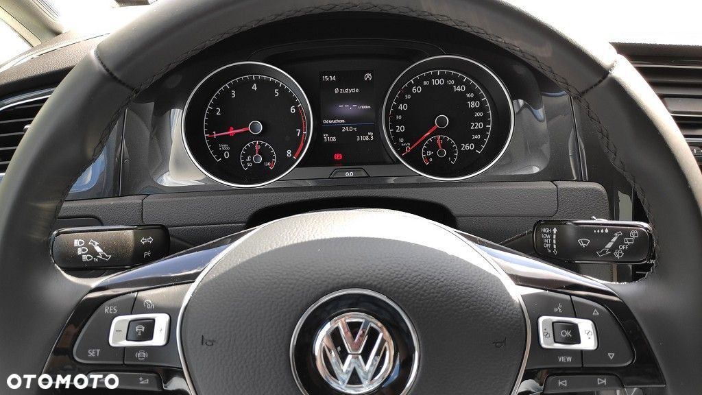 Volkswagen Golf Comfortline 1.5 TSI ACT BlueMotion 130 KM manualna,DEMO,LED,7 poduszek - 15