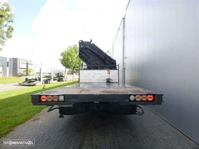 Scania R480 8x2 Hmf Odin O K5 With Jib Euro 4 - 5