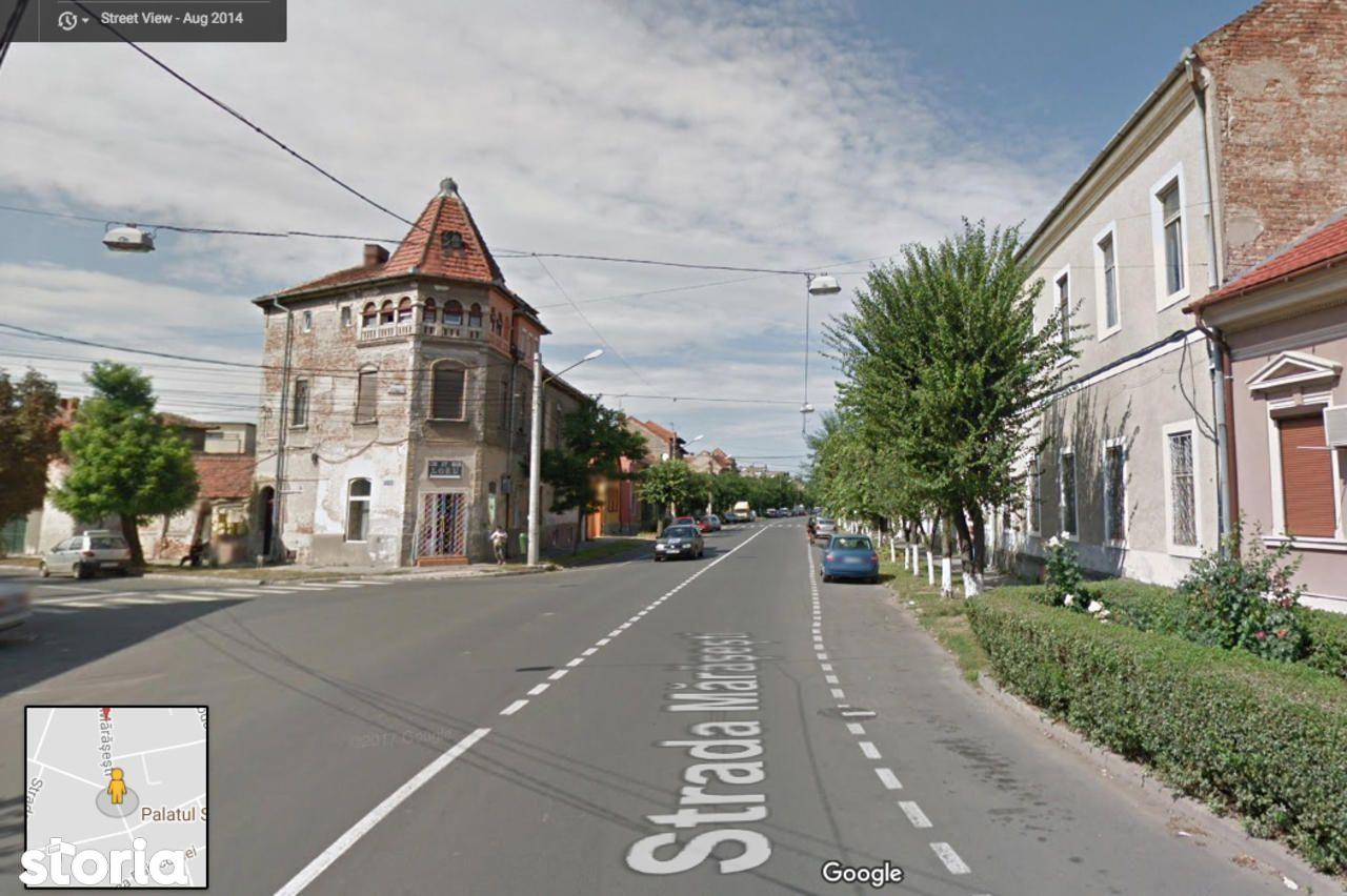 Teren de Vanzare, Arad (judet), Strada Mărășești - Foto 3