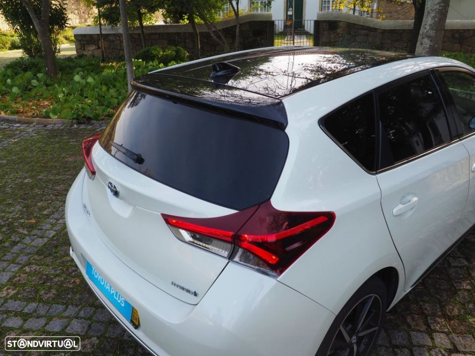 Toyota Auris HB 1.8 Hybrid SQUARE Collection - 7