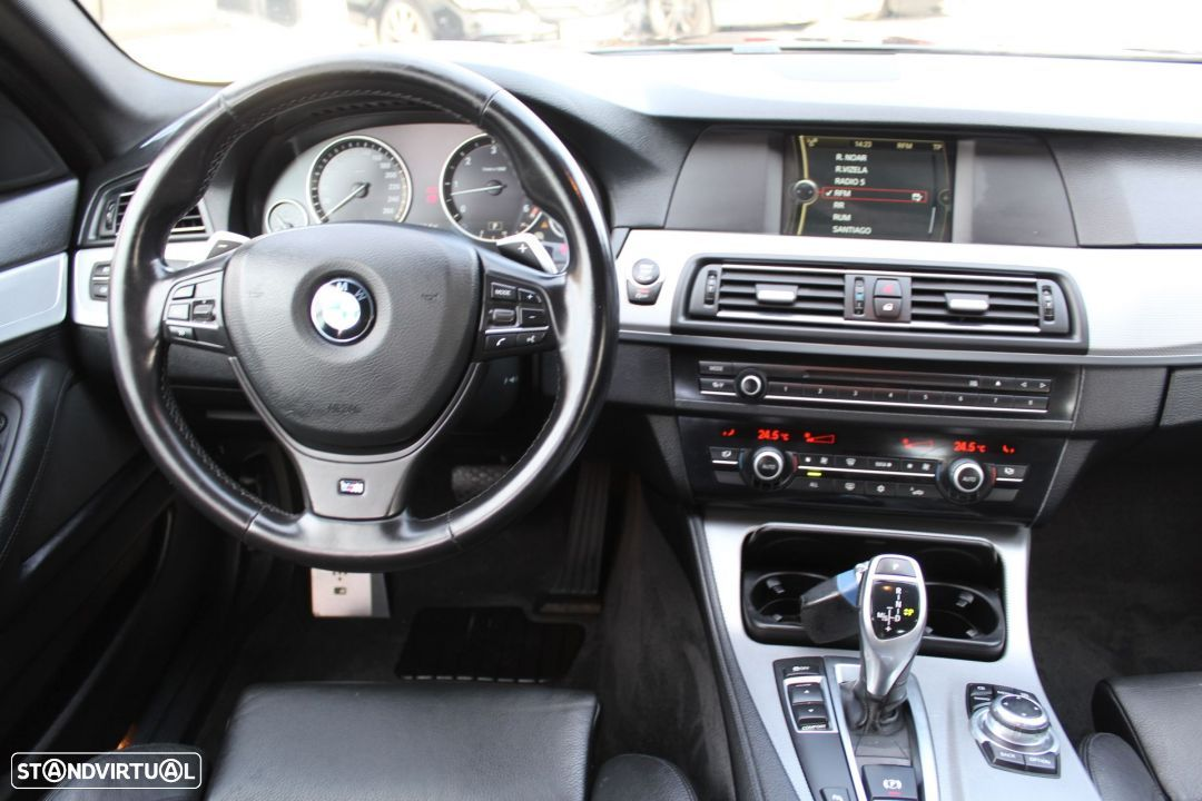 BMW 535 d Touring Pack M Auto - 27