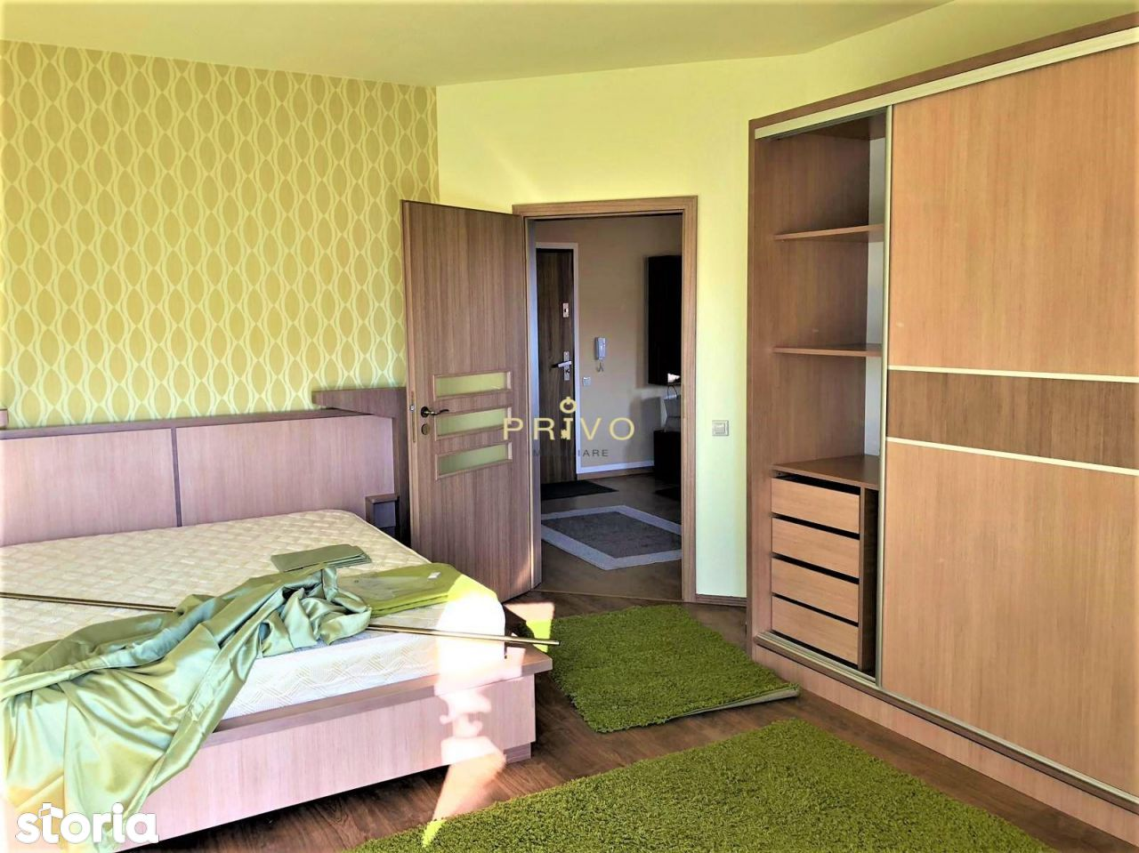 Apartament de inchiriat, Cluj (judet), Strada Sarmisegetuza - Foto 6