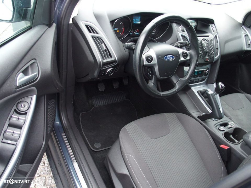 Ford Focus SW 1.6 TDCI Trend Econetic - 19