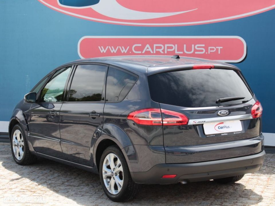 Ford S-Max 1.6TDci Trend - 3