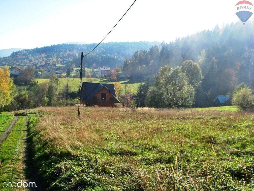 Działka na sprzedaż, Lipowa, żywiecki, śląskie - Foto 4