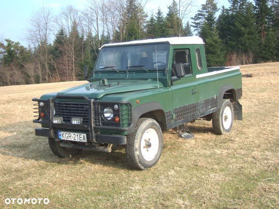 Land Rover Defender 110 300 TDi PICK UP - 1
