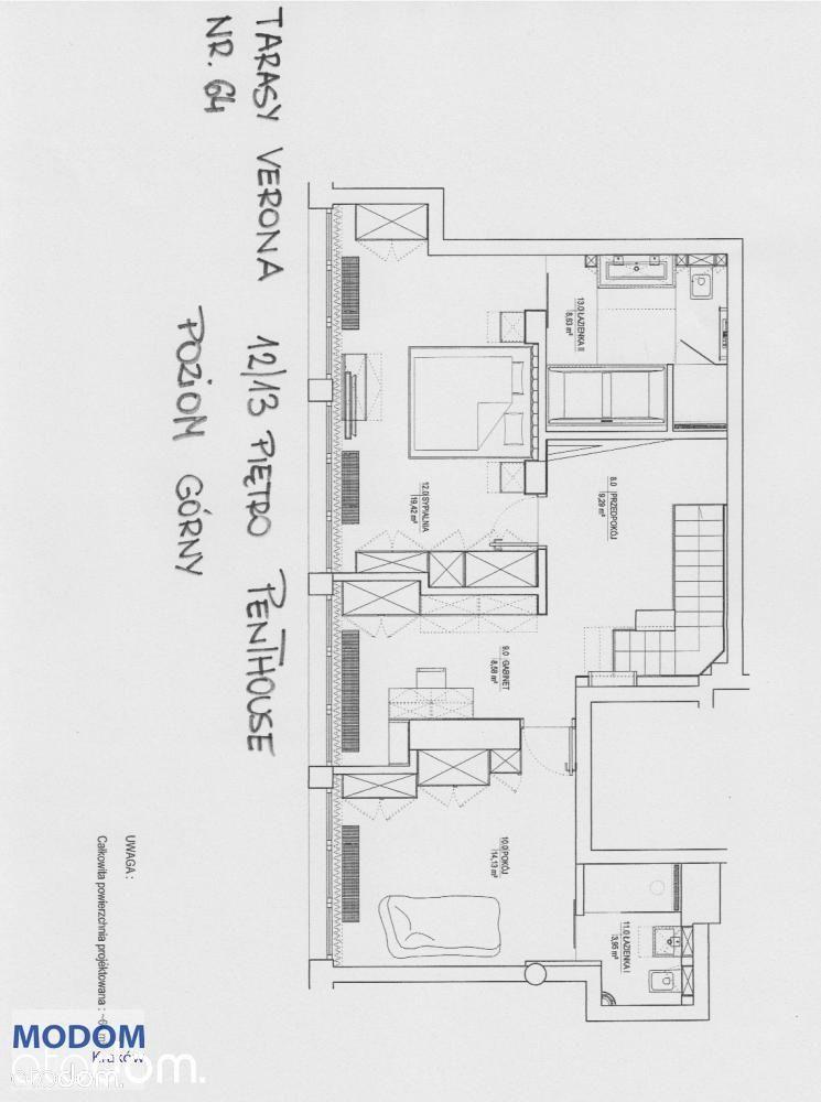 Mieszkanie na sprzedaż, Kraków, Bronowice Małe - Foto 14