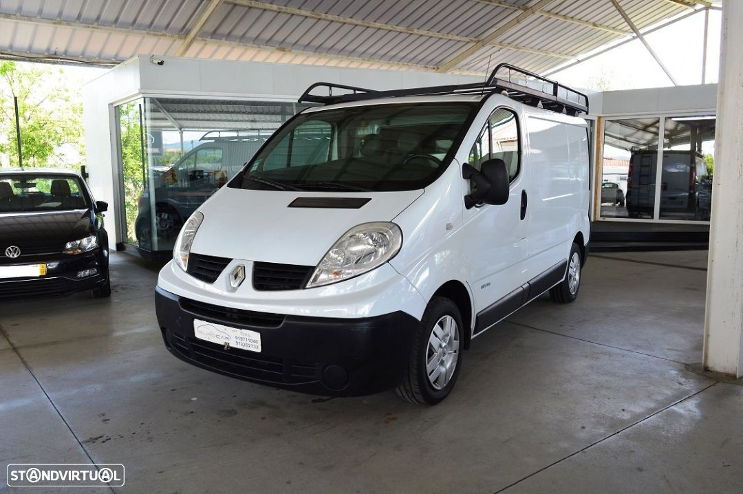 Renault Trafic 2.0 DCI A/C - 1