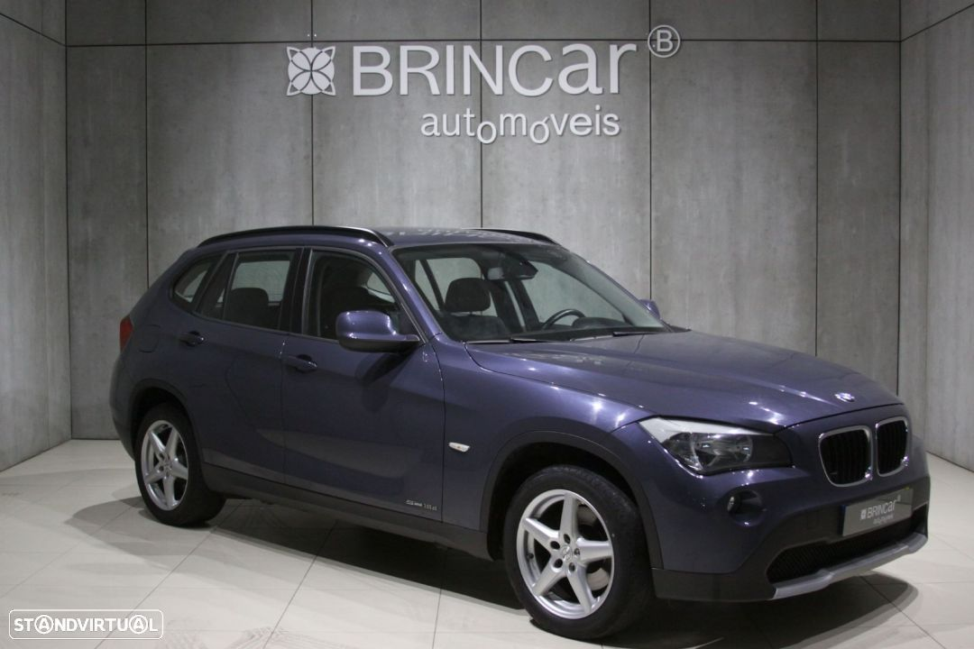 BMW X1 18d sDrive (143cv) - 1
